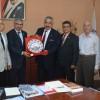 Kızılay Adana Şube Başkanından Başkanımıza ziyaret