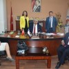 CHP İzmir Milletvekili  Birgül Ayman Güler Başkanımızı ziyaret etti