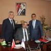 TSE Çukurova Bölge Koordinatöründen Başkanımıza Ziyaret