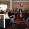 Adana İl Müftüsü Arif Gökçe'den Başkanımıza Ziyaret