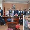 TÜRKAV Yönetimi Başkanımızı ziyaret etti