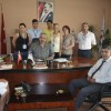 DOHAYKO Genel Başkanından Başkan Öztürk'e ziyaret