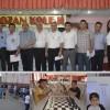 Kozan'da Kurtuluş Satranç Turnuvası yapıldı