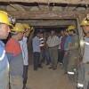 Başkanımız maden kazasında