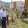 Kozan'ın yeni yerleşim merkezine başkanımızdan modern park