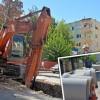 Yağmur suyu drenaj hattı çalışmalarımız İmam Hatip Sokakta devam ediyor