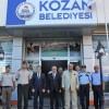 Adana Valisi Mahmut Demirtaş Kozan'ı Ziyaret Etti