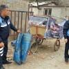 Zabıtamızdan Suriyeli Çöp Konteyneri Hırsızlarına Operasyon