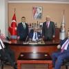 Türk Kızılayı'ndan Başkanımıza Ziyaret
