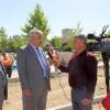 Karacaoğlan'daki 7200 Metrekarelik Parkımızı Açılışa Hazırlanıyoruz