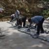 Kırsal mahallelerimizde Parke Çalışmalarımız Devam Ediyor