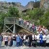 Tarihi Kozan Kalesi Ziyaretçilerini Bekliyor