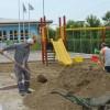 Duran Oflaz Anaokulu'nun Oyun Parkı Yenilendi