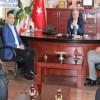 Kozan Halk Eğitim Merkezi'nden Başkanımıza Ziyaret