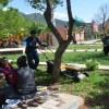 Kozan'da Parklar Yaza Hazırlanıyor