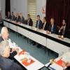 Başkanımız Belediye başkanları toplantısına katıldı