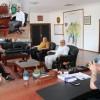 Göger'den Başkan Özgan'a iadeyi ziyaret