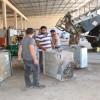 Kozan Belediyesinden Çöp Konteynırlarına Bakım Ve Onarım