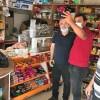 Başkan Özgan, esnaf ziyaretlerini sürdürüyor