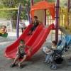 Kozan Belediyesinden Karabuza Mahallesi'ne Çocuk Parkı