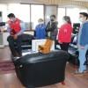Kozan Gençlik Merkezinden Başkan Özgan'a ziyaret