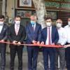 Kozan Belediyesi Yöresel Ürünler Satış Ofisi açıldı