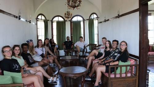 Kozan'a Turist ziyaretleri devam ediyor