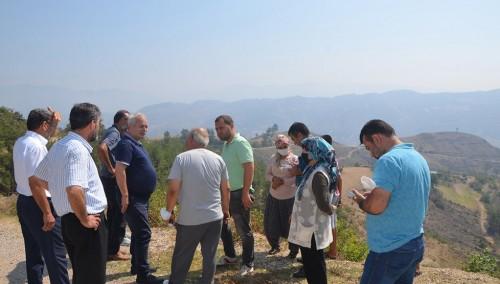 Başkan Özgan Köy Gezilerine devam ediyor