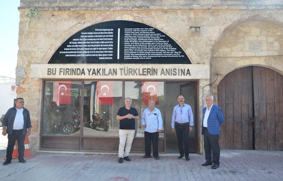 Ermeni mezalimin yapıldığı fırın ziyaretçilere açıldı