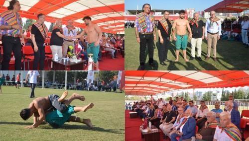 5. İsmet Atlı Karakucak Güreşleri' Kozan'da yapıldı
