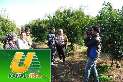 Kozan 'Ad�m Ad�m Anadolu� ile Kanal Urfa Tv'de