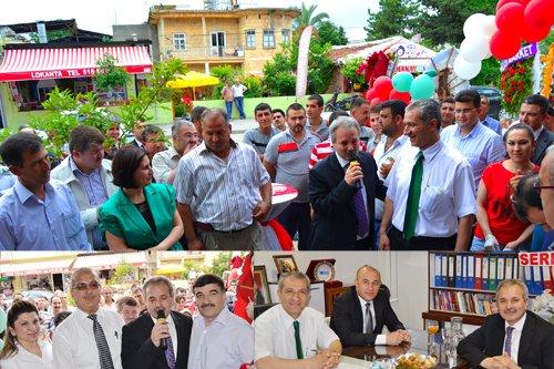 Kozan'da Yeni Bir Al��veri� Merkezi Daha A��ld�