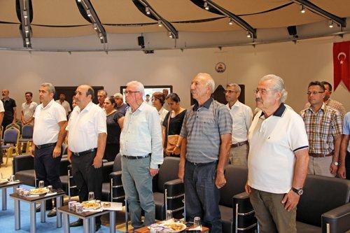 Kozan Kent Konseyi Genel Kurulu Toplandı