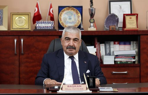 Başkanımızın 29 Ekim Cumhuriyet Bayramı Mesajı