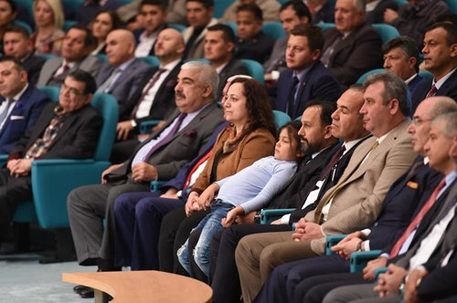 Başkanımız Adana Teşkilatının Genel Merkez Ziyaretine Katıldı