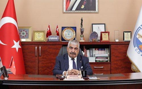 Başkanımız Polis Teşkilatının Kuruluşunun 173. Yılını Kutladı