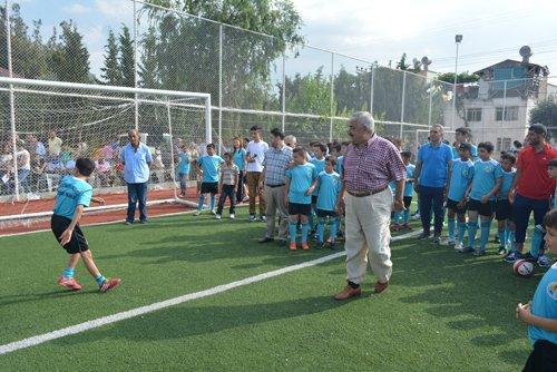 Belediyemiz Yaz Futbol Okulu Açıyor