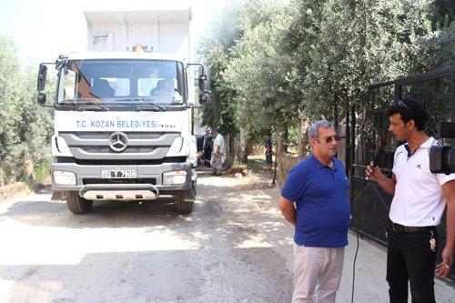 Türkeli ve Ağlıboğaz Mahallerinde Asfaltlama Çalışmalarımız Sürüyor