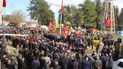 GAZİ MAHALLESİ'NDE ŞEHİDİN ADI PARKA VERİLDİ