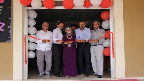 Belediyemiz  Hayat Boyu Eğitim Merkezi'nde Giyim Sergisi Açıldı