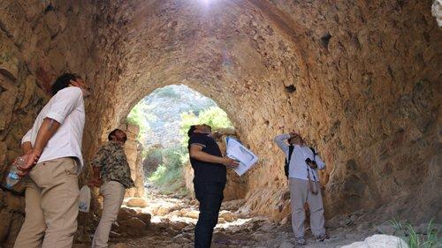 Kozan Kalesi'nin Turizme kazandırılması için çalışma başlatıldı