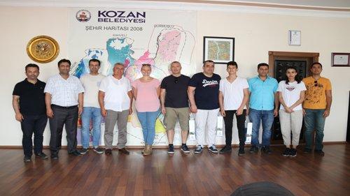 Yabancı Turistler Kozan'a gelmeye başladı