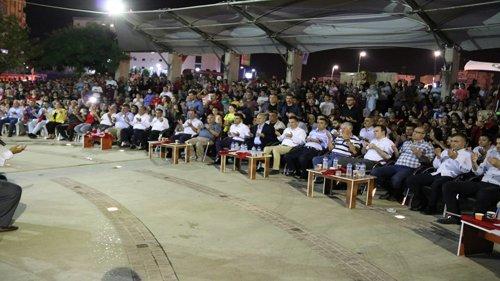 15 Temmuz Şehitlerini Anma, Demokrasi ve Milli Birlik Günü etkinlikleri