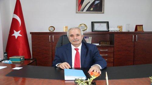 Başkan Özgan'dan Mevlid Kandili mesajı
