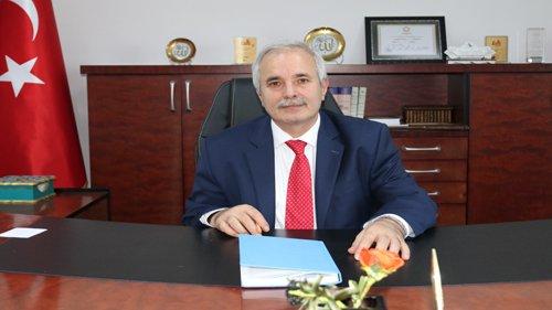 Başkan Özgan'dan  Yeni Yıl Mesajı