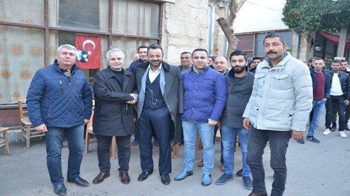 Kozan'ın Tarihi Çarşı ve Sokakları Dizi Filmlerine Renk Katıyor