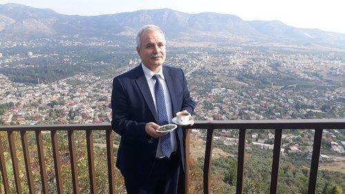 Başkan Özgan :Kahvenizi Yudumlarken Manzaranın Tadını Çıkarıyorsunuz