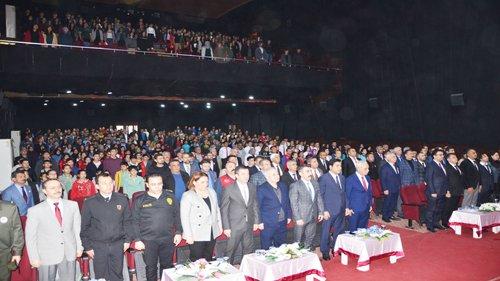İstiklal Marşı'nın Kabulü ve Mehmet Akif Ersoy'u Anma Günü etkinliği