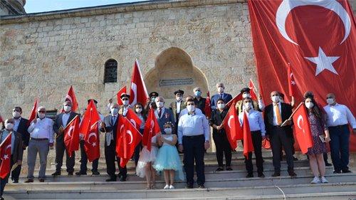 Kozan'ın düşman işgalinden kurtuluşunun 100. yıl dönümü Kutlandı