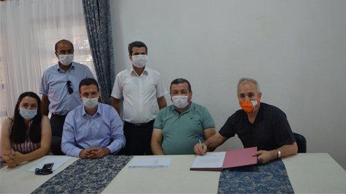 Kozan'da Engelli ailelere ekmek indirimi protokolü imzalandı